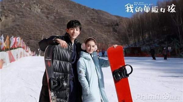 Hey Pro My Mountain Girl (2019) ซับไทย